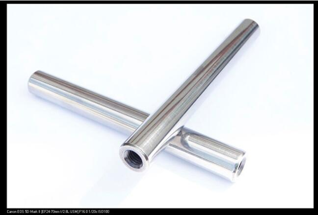 A2 A4 Stainless Steel Taper pins with internal thread DIN7978