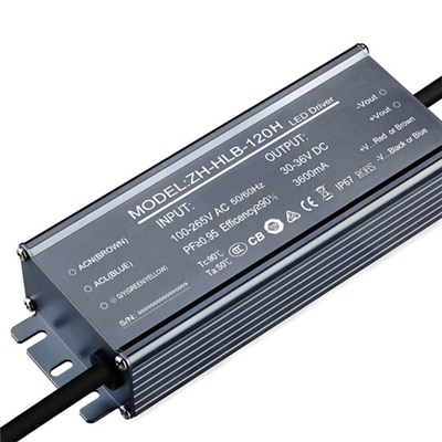 Waterproof 500mA 125w LED driver constant current with CE CB certificate