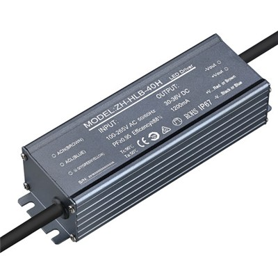 Constant current light power driver 35W