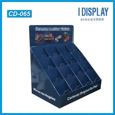 4-layer cell phone accessory counter display stand
