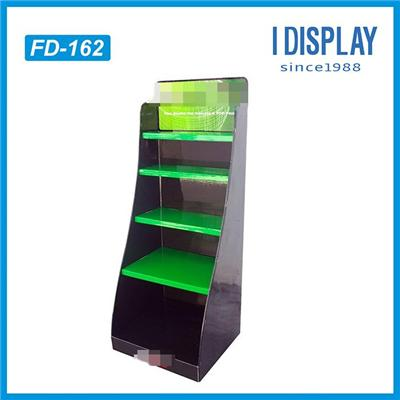 Custom Cell Phone Accessories Promotional Floor Displays