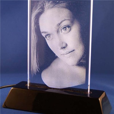 Crystal Photo Panel