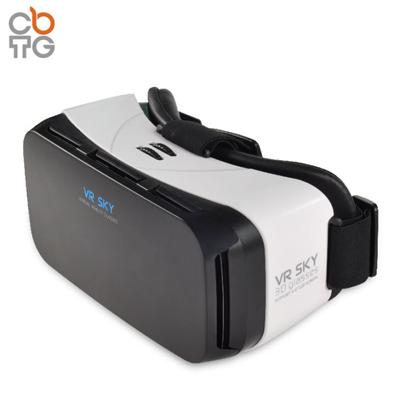 3D-10 2016 Hot Selling Original Factory 3D Vr Glasses Headsets