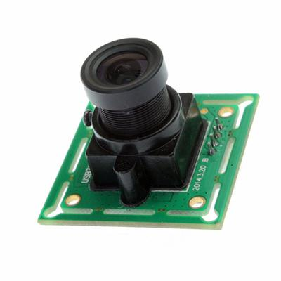 VGA USB2.0 OMNIVISION OV7725 COLOR SENSOR USB CAMERA MODULE SUPPORT YUY AND MJPEG WITH 2.1MM LENS