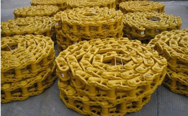 Hitachi Excavator Track Chains/Hitachi Bulldozer Track Chains