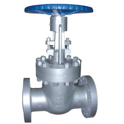 ASME B16.34 Class 600 LB Cast Steel Gate Valve Flanged Ends