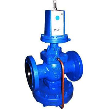 DP17 GG-20 Steam Pressure Reducing Valve (PRV) 2.5 Mpa