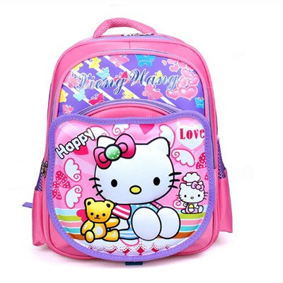 Girls school backpacks, Korean fashion leisure, for teenage and kids