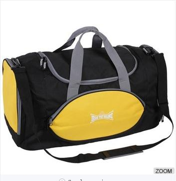 High Quality 600d Sports Traveling Bag