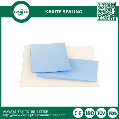 Glass Fiber Filled Teflon Ptfe Sheet Low Temperature Resistance Ptfe Plate