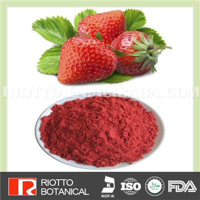 Strawberry Powder, 100% Natural Green Strawberry Powder, Healthy Tonic Powder