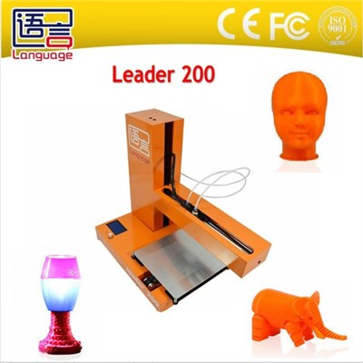Language 3D Printer