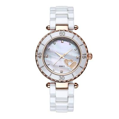 Exquisite Women Ceramic Watch