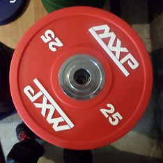 High-grade PU bumper weight plates