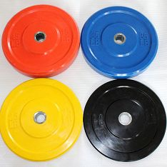 Olympic Bumper Plate