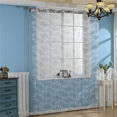 Style1-Printed String Curtain