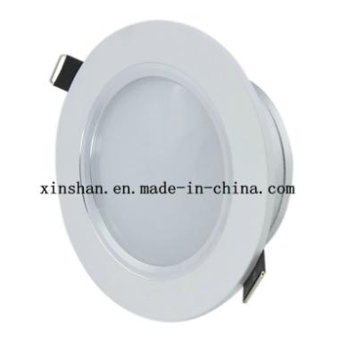 Best price aluminum 7w led downlight
