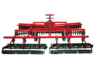 Combined Tillage Series Machine