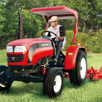 TE200E Tractor Simple Floor