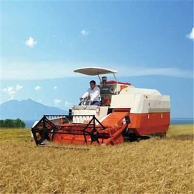 DG200 High Efficiency Harvester