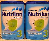 Nutrillion milk powder