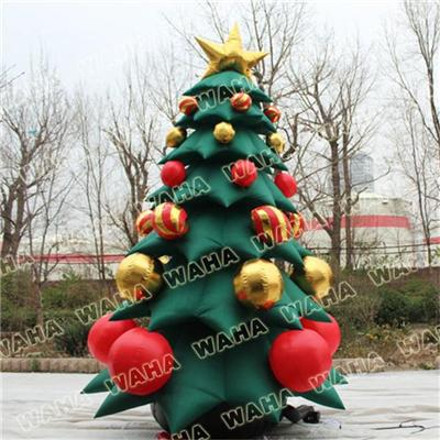 Top ! Christmas Inflatable Tree/residential Christmas Decorations/20ft Christmas Inflatable Tree