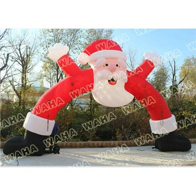 Cheap Inflatable Santa Arches For Sale
