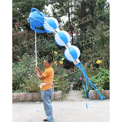 Festival Parade Inflatable Decoration Walking Inflatable Kite