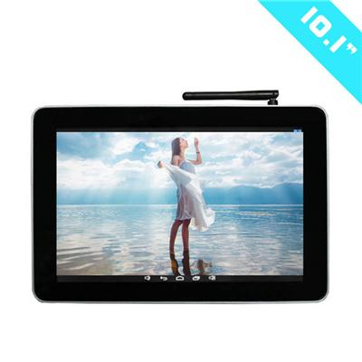 10.1 Inch Super Slim Wall Mount LCD Advertising Display/advertising Player/LCD Display