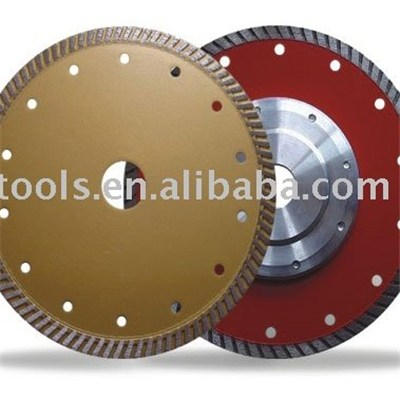 Sintered Turbo Diamond Saw Blade ( Pass CE/MPA Certificate)