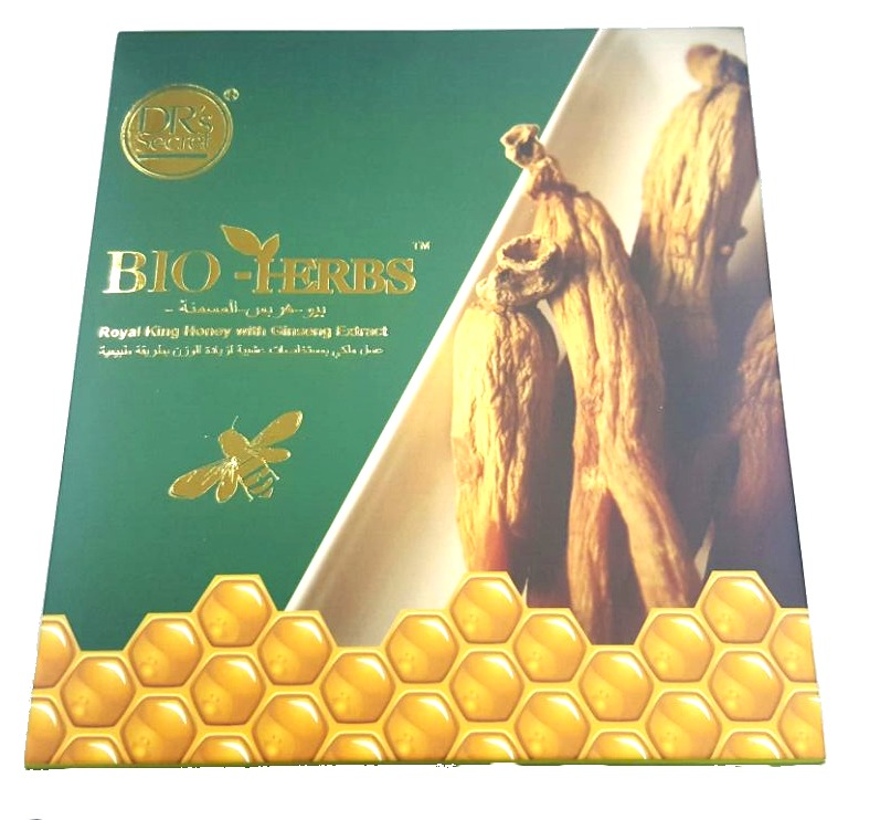 Ginseng Royal King Honey