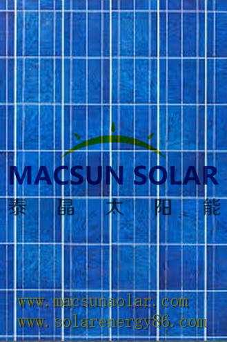 300W Poly Crystalline Solar Panels