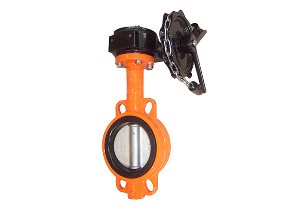 Electric Actuator or chain wheel/lugged type butterfly valves