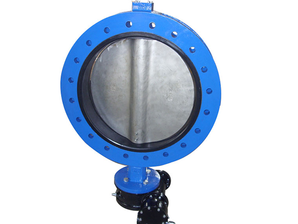 PN10/16/ANSI 150 Drilling U type/section/shape butterfly valves PN6