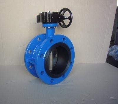Gear box/Non-standard butterfly valves with gear box exporter
