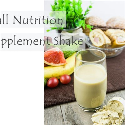 Fish Collagen Full Nutrition Supplement Shake