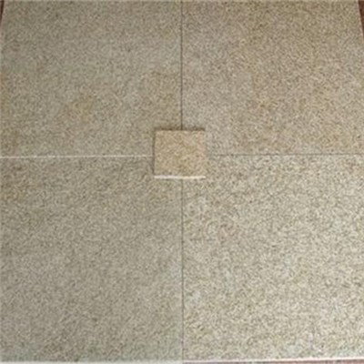 Gold Granite Slab G350 Stone For Table Tops Prefab Polished China Granite Slab For Bathroom Countertop