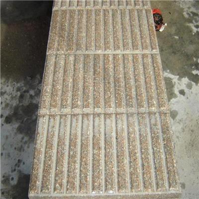 China Granite Yellow Tactile Paving Granite Yellow Blind Paving Stone
