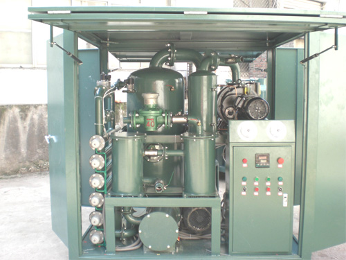 waste transformer oil recycling
