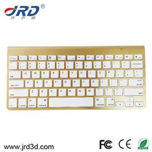 JRD-KB008 2.4GHz Wireless and Bluetooth Keyboard with Multimedia Keys