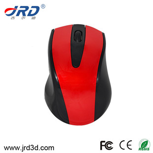 2.4G Wireless Mouse 4D Big Size Wireless Mouse Computer Cordless Mice