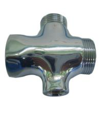 Bronze hot water valve/connecting pipe boiler