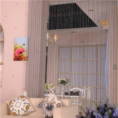 Grew Spiral String Curtain