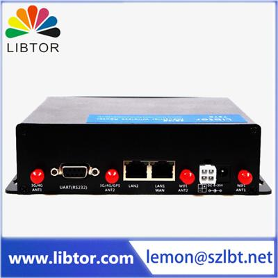 Industrial 3G GPS Router