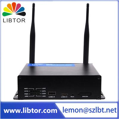 Industrial LTE GPS Router
