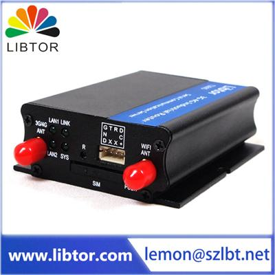 Industrial 4G/LTE Router