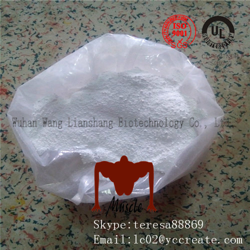 76-43-7 White Raw Steroid Powder Fluoxymesteron for Muscle Gaining