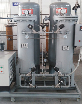 Deoxygenation Equipment Through Hydrogenation