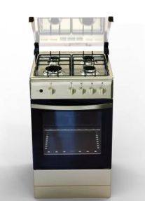 With Safety Device Free Standing Cooker Oven