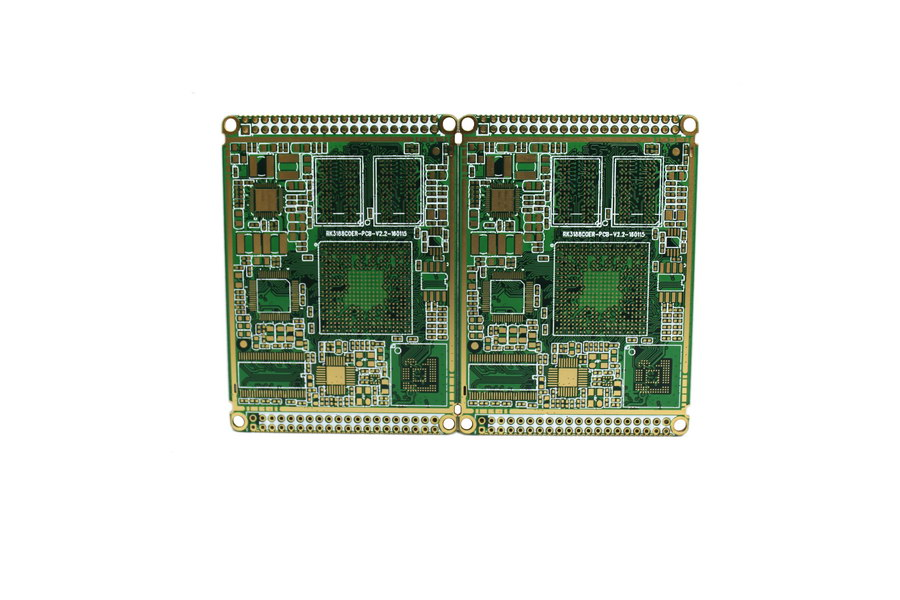 Single sided & double-sided PCBs Prototyping & small series Quick turn Fabrication